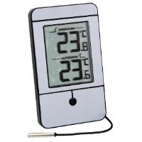 Inne- och utetermometer med min max. Mätområde inn… 80ced216a4582